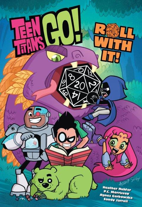 Teen Titans Go! Roll With It! #1 - TPB