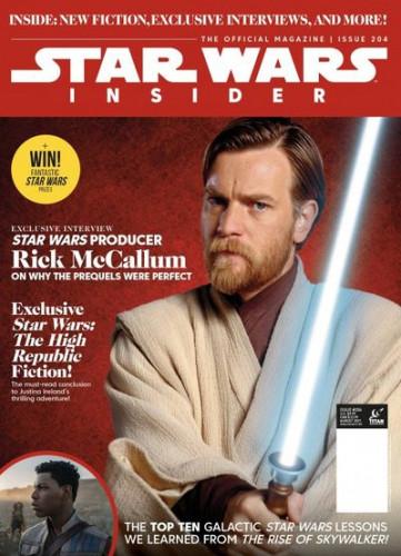 Star Wars Insider #204