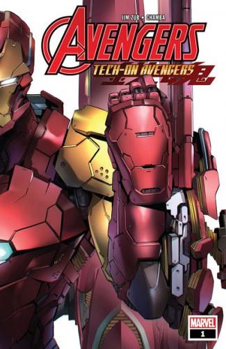 Avengers - Tech-On Avengers #1