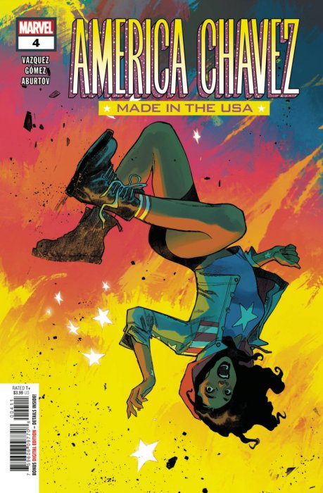 America Chavez - Made in the USA #4