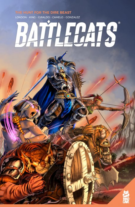Battlecats Vol.1 - The Hunt for the Dire Beast
