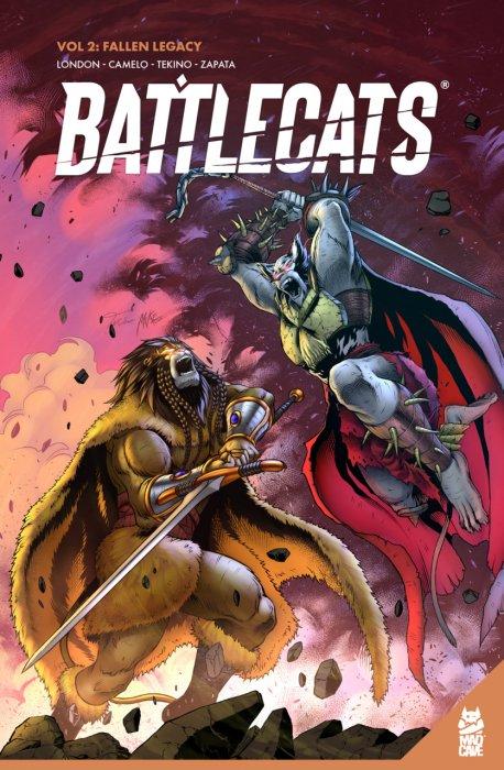 Battlecats Vol.2 - Fallen Legacy