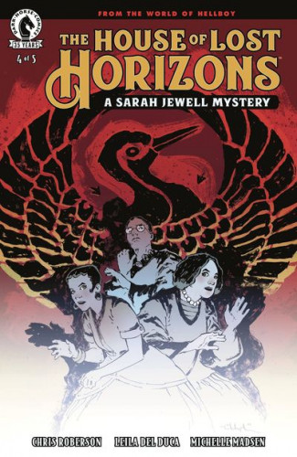The House of Lost Horizons #4 (of 5) - A Sarah Jewell Mystery