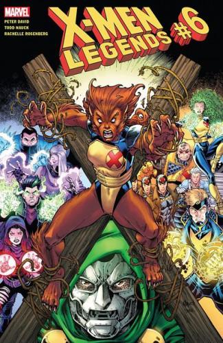 X-Men Legends #6