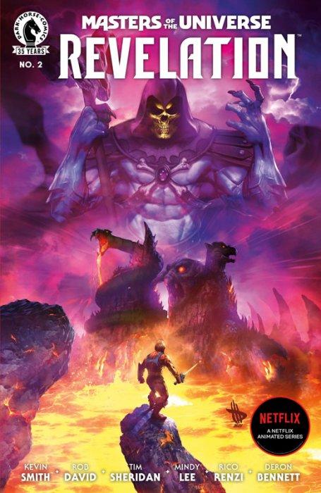 Masters of the Universe - Revelation #2