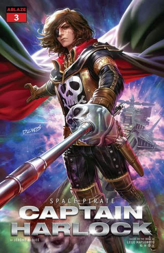Space Pirate Captain Harlock #3