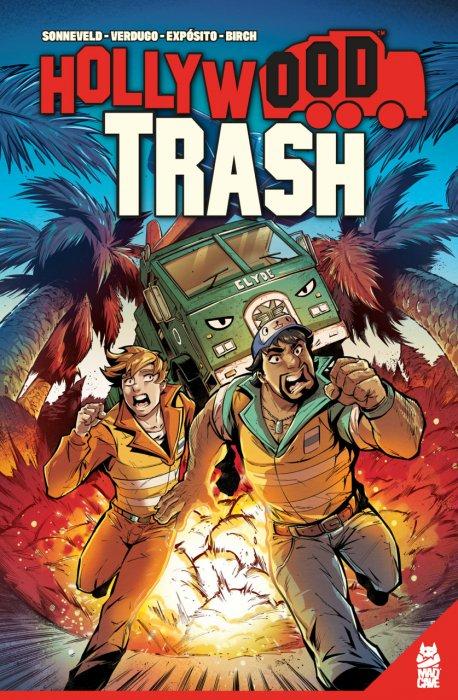 Hollywood Trash #1 - TPB