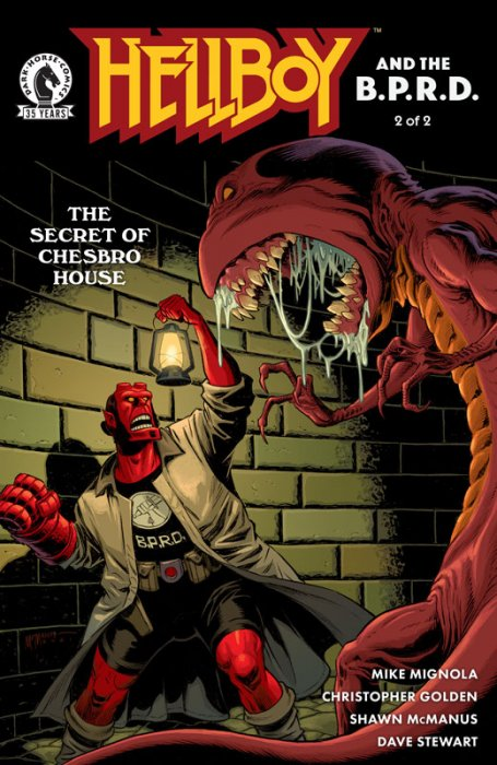 Hellboy and the B.P.R.D. - The Secret of Chesbro House #2