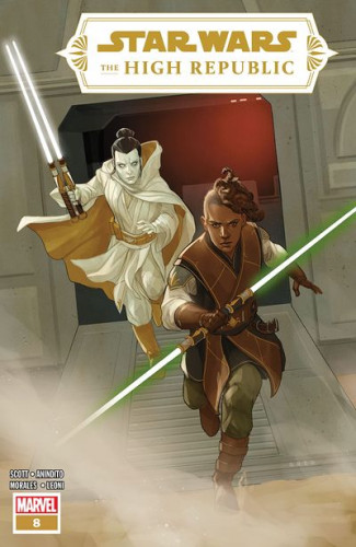 Star Wars - The High Republic Adventures #8