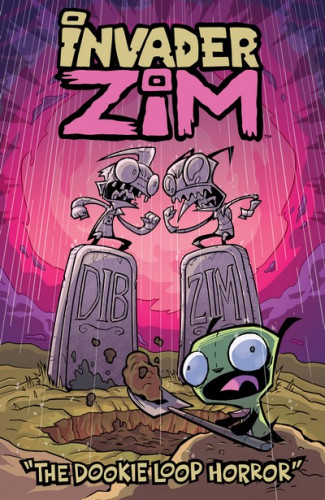 Invader Zim - The Dookie Loop Horror #1