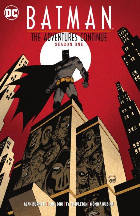 Batman - The Adventures Continue Season One #1 - TPB