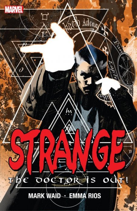 Strange - The Doctor Is Out #1 - TPB