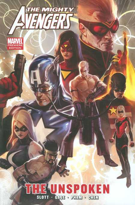 The Mighty Avengers - The Unspoken #1 - HC/TPB