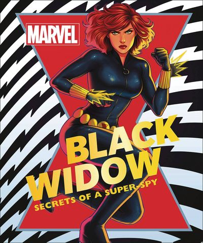 Marvel Black Widow - Secrets of a Super-Spy #1