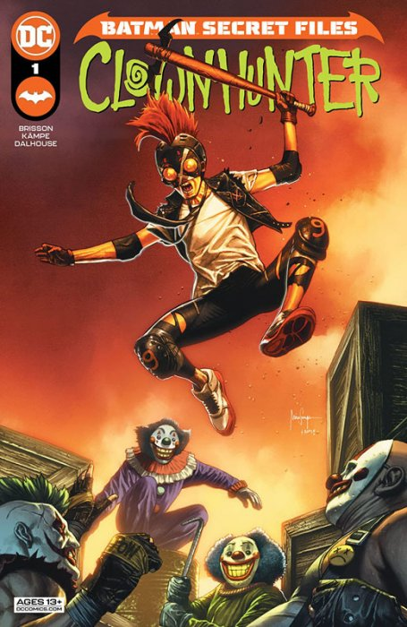 Batman Secret Files - Clownhunter #1