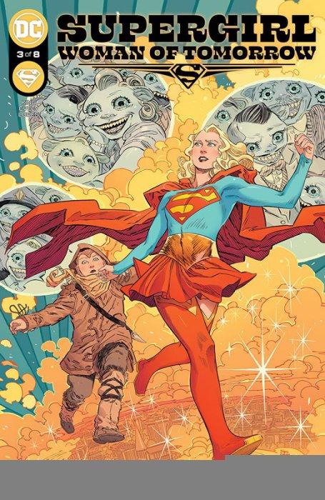 Supergirl - Woman of Tomorrow #3