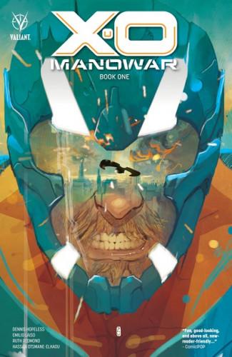 X-O Manowar - Book 1