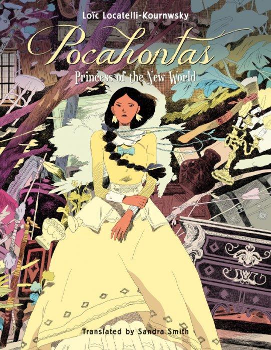 Pocahontas - Princess of the New World #1 - GN