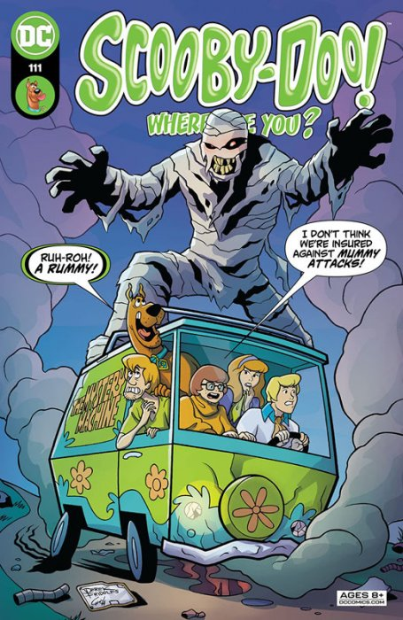Scooby-Doo - Where Are You #111