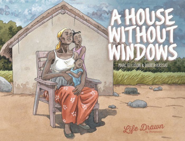 A House Without Windows #1 - GN