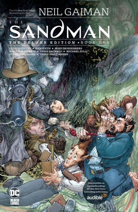 The Sandman - The Deluxe Edition - Book 1