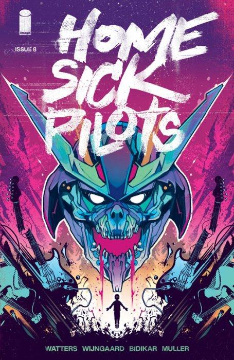Home Sick Pilots #8