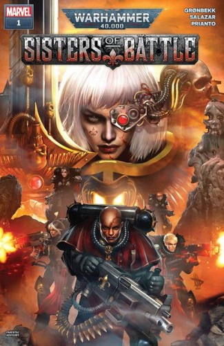 Warhammer 40,000 - Sisters Of Battle #1