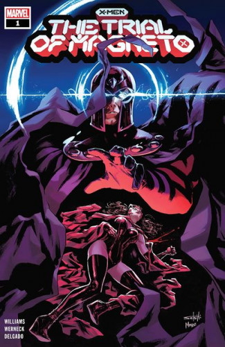 X-Men - The Trial Of Magneto #1