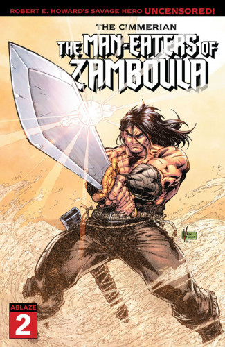 The Cimmerian - The Man-Eaters of Zamboula #2