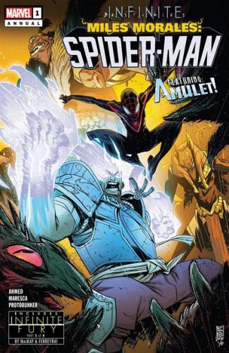 Miles Morales - Spider-Man Annual #1