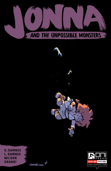 Jonna and the Unpossible Monsters #5