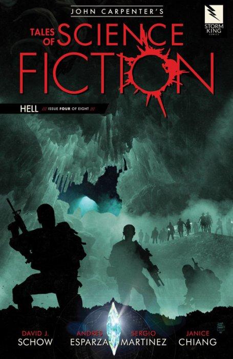 John Carpenter's Tales of Science Fiction - Hell #4
