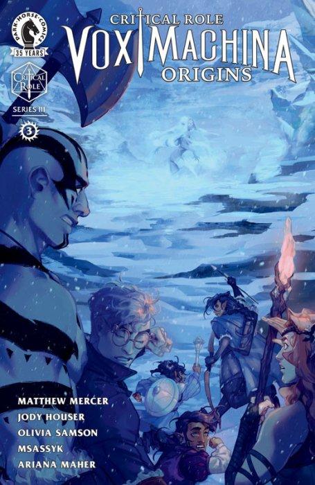Critical Role - Vox Machina Origins III #3