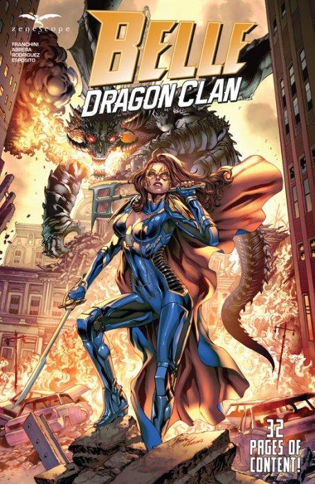 Belle - Dragon Clan #1