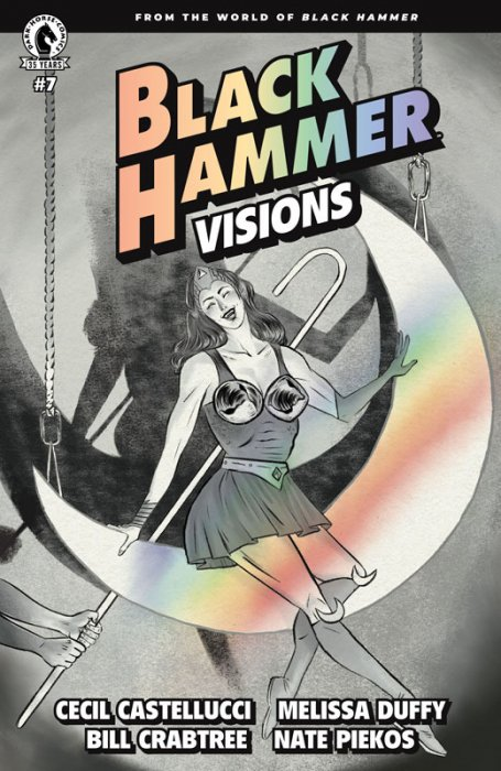 Black Hammer - Visions #7
