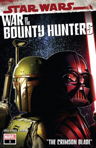 Star Wars - War Of The Bounty Hunters #3