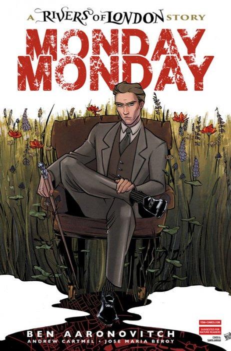 Rivers of London - Monday, Monday  #2