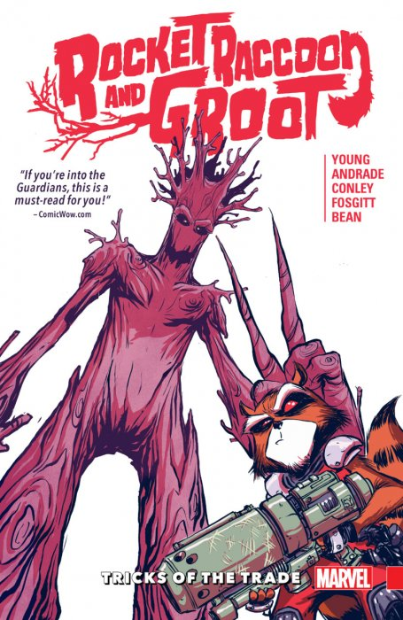 Rocket Raccoon and Groot Vol.1 - Tricks of the Trade