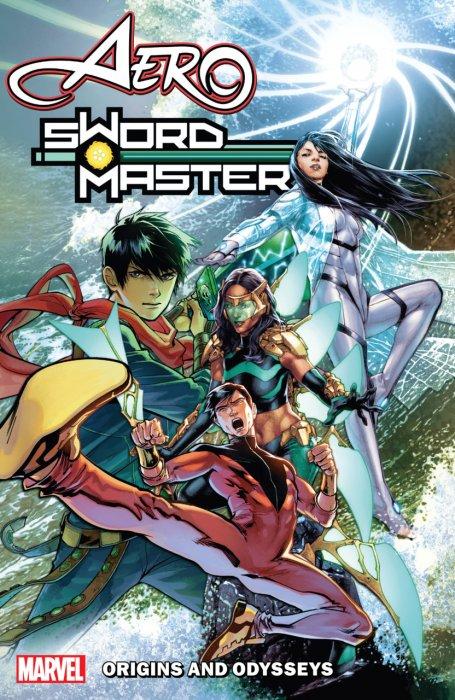 Aero And Sword Master - Origins And Odysseys #1 - TPB