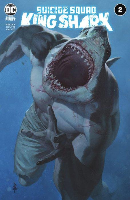 Suicide Squad - King Shark #2