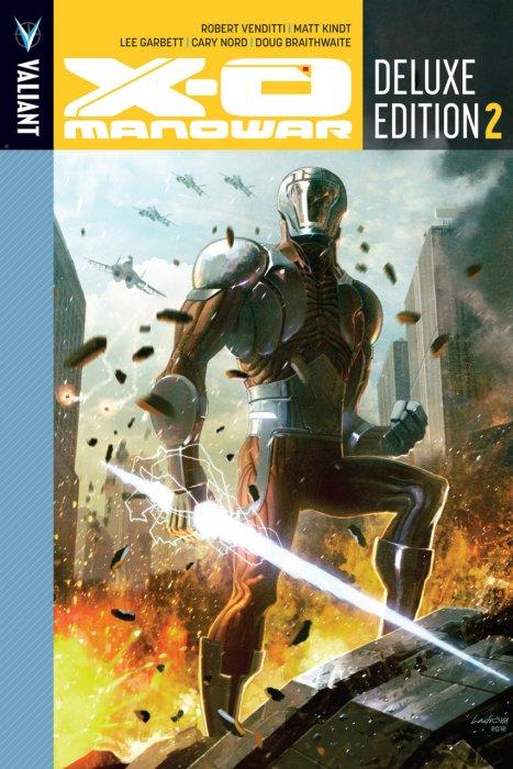 X-O Manowar Deluxe Edition Vol.2