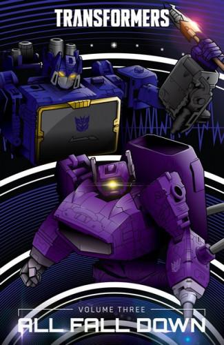 Transformers Vol.3 - All Fall Down