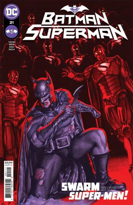 Batman - Superman #21
