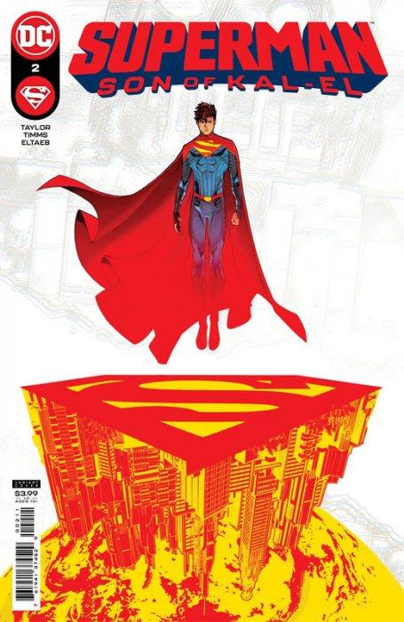 Superman - Son Of Kal-El #2