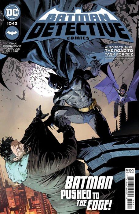 Detective Comics #1042