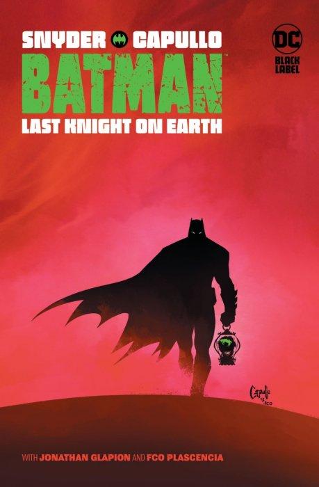 Batman - Last Knight On Earth #1 - HC
