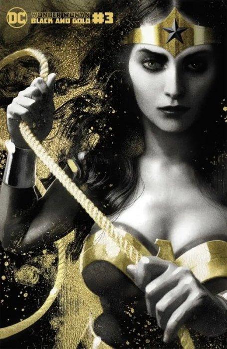 Wonder Woman Black & Gold #3