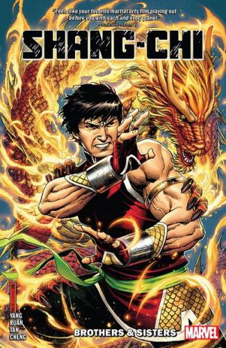 Shang-Chi by Gene Luen Yang Vol.1 - Brothers & Sisters