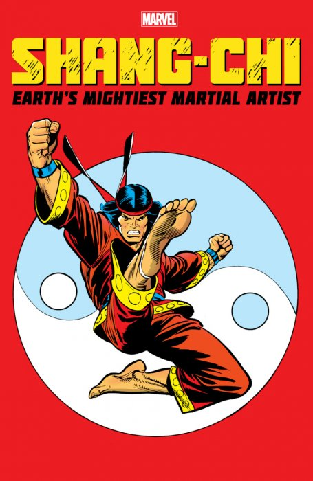 Shang-Chi - Earth's Mightiest Martial Artist #1 - TPB
