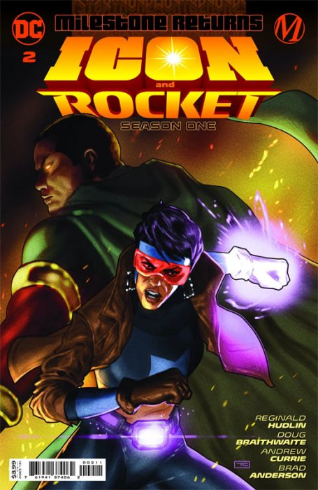 Icon & Rocket - Season One #2